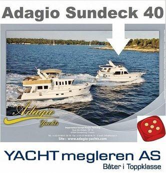2010 Adagio 40 Trawler