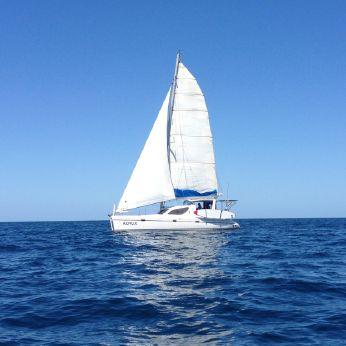 2000 Maxim Custom Catamaran