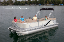 2020 South Bay 525RS LUXURY TRI-TOON