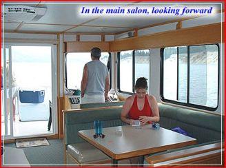 thumbnail photo 1: 1999 Custom Twin Anchors Houseboat
