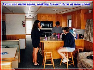 thumbnail photo 2: 1999 Custom Twin Anchors Houseboat
