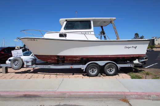 1988 Steiger Craft Chesapeake