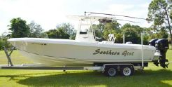 2003 Bluewater 2550 Center Console