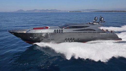 2012 Arno Marine leopard 34