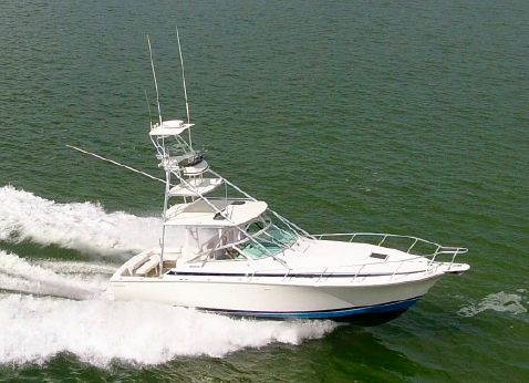 1997 Bertram 36 Moppie