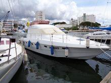 1992 Jeanneau yarding yacht 42 fly