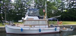1972 Grand Banks Trawler