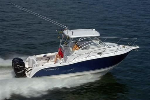 2007 Pro-Line Boats Express 32