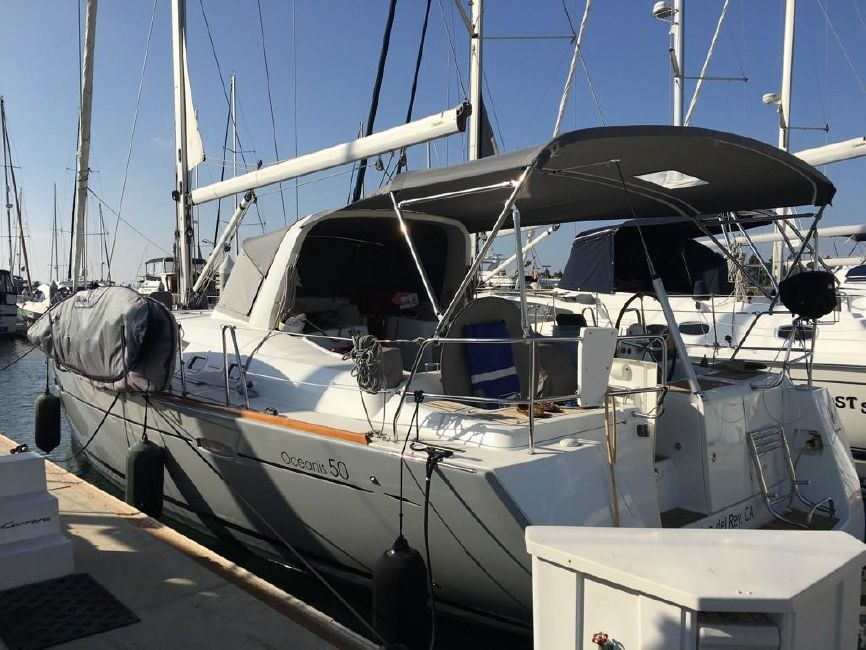 2013 Beneteau Oceanis 50 Sailboat for sale