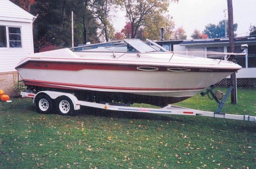1991 Sea Ray Cuddy