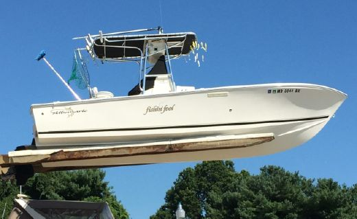 2007 Albemarle 242 Center Console