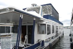 2001 Horizon 16 X 76 Houseboat