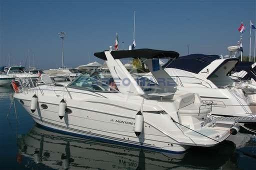 2007 Monterey Boats 355 SY Sport Yacht