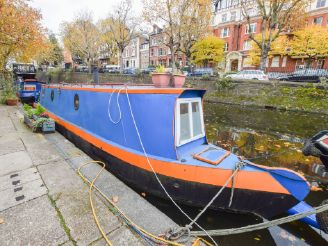 thumbnail photo 2: 1981 Narrowboat 42ft with London mooring