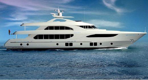 2011 Prestige Yachts Invest Majesty 135