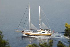 2008 Custom Build Motorsailer
