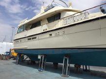 1988 Hatteras 60 Motor Yacht