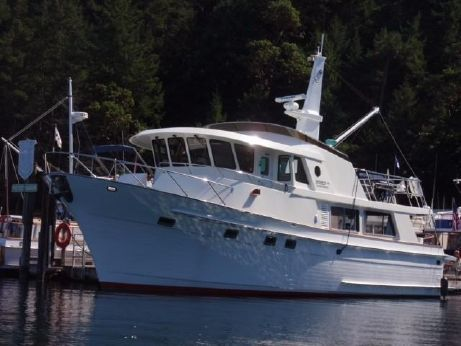 2006 Integrity 496 CE NW Pilothouse