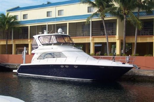 2004 Sea Ray 480 Sedan Bridge