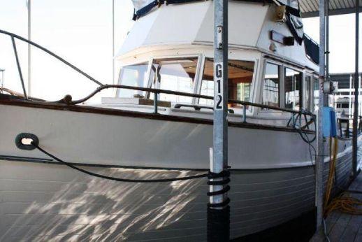 1980 Grand Banks 42 Flying Bridge Trawler