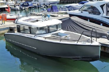 2016 Xo Boats 270 Front Cab