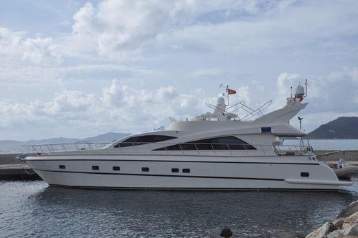 2008 Custom Composite 22m Motoryacht