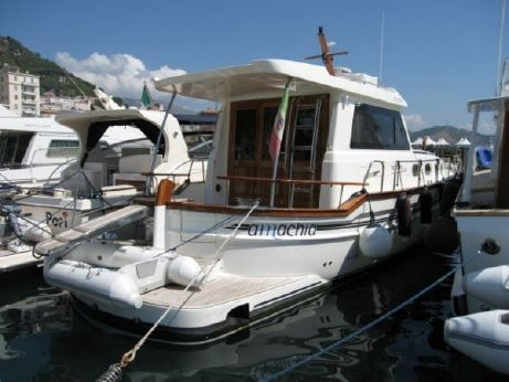 2007 Menorquin 145