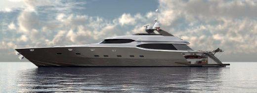 2017 Pachoud Yachts 37M LOMOcean Sport Yacht