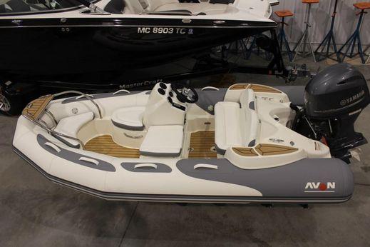 2017 Avon Seasport 420 Deluxe NEO 60hp In Stock