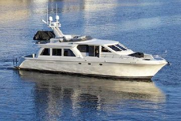 63' Navigator 1998