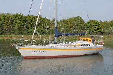 2004 Sailboat Lady of the Lowlands One-off47