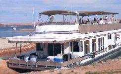 2001 Sharpe Houseboat