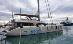 2014 Custom Catamarano Jamadhar