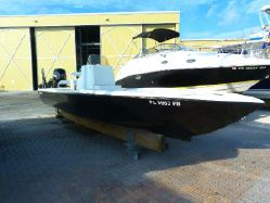 pre-owned yellowfin boat for sale
