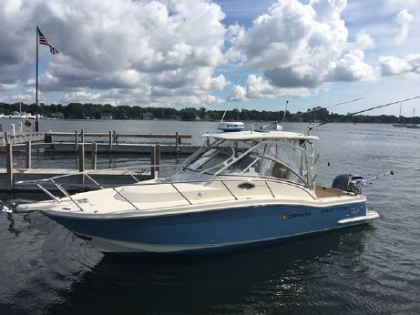 2014 Scout 262 Abaco
