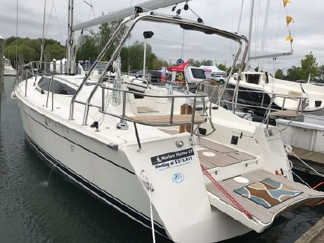 2017 Marlow-Hunter 37