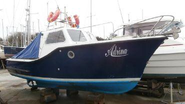 1986 Colvic Seaworker 22
