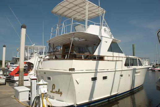 1970 Hatteras 44 Tri-Cabin Motoryacht