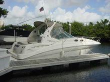 2002 Sea Ray 320 Sundancer  LOW HOURS