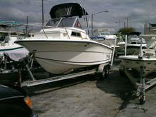 1999 Angler 204 Walkaround
