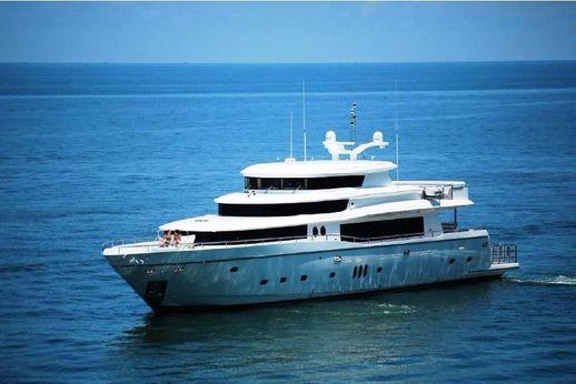 2013 Johnson 108 ft Luxury Yacht