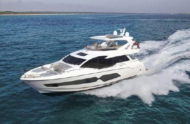 thumbnail photo 2: 2018 Sunseeker 76 Yacht