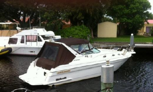 1998 Wellcraft Martinique 3600