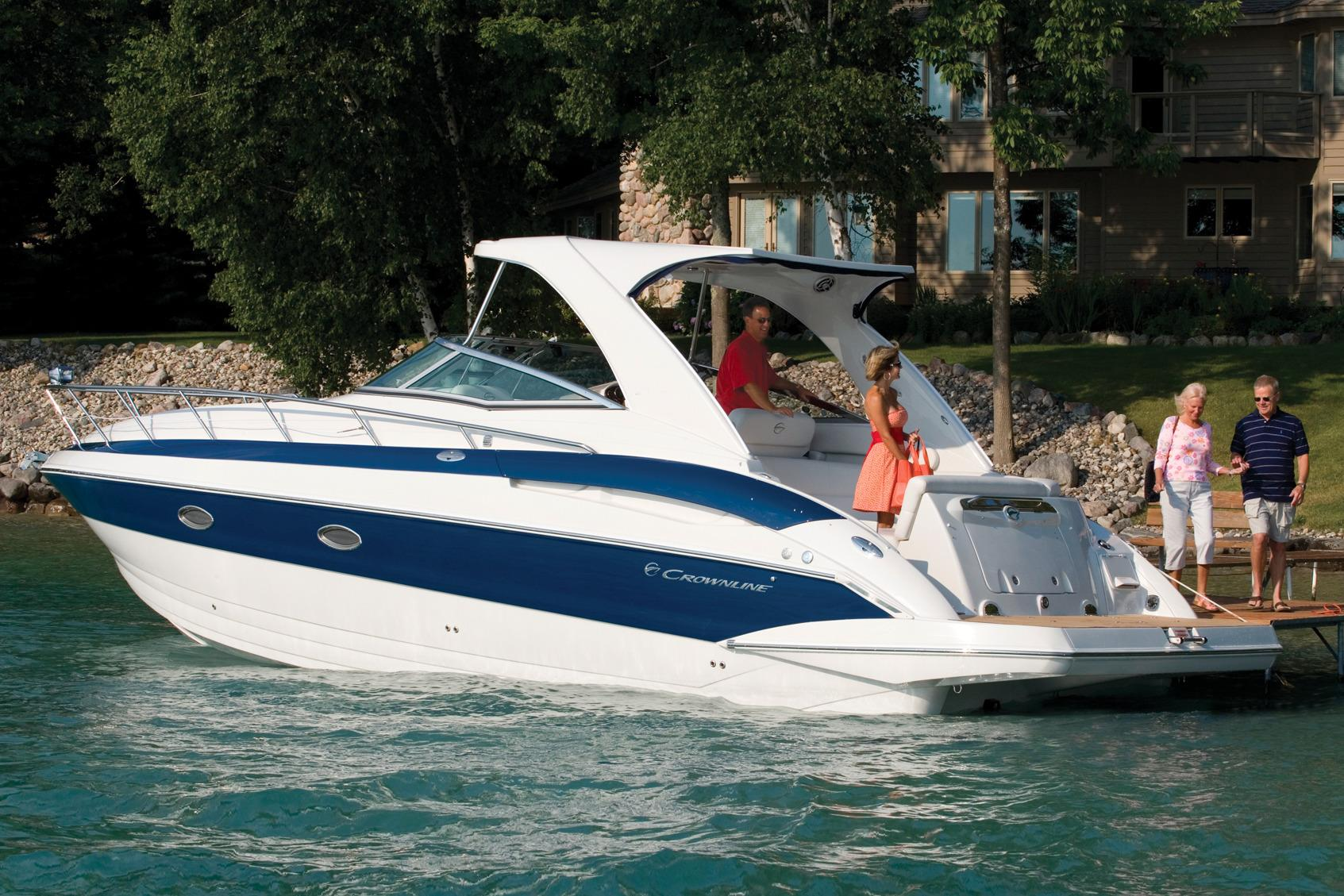 2018 Crownline 350 SY Power Boat For Sale - www.yachtworld.com