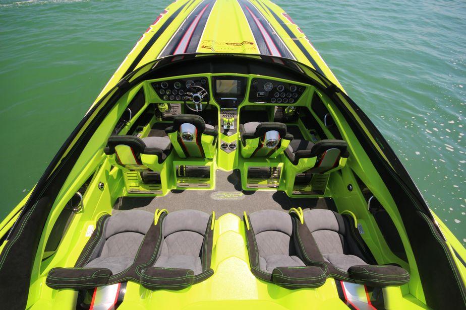 2020 MTI Marine Technology Inc 48 Pleasure Power Boat For Sale -
