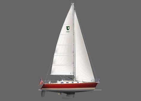 2005 Tartan 3400