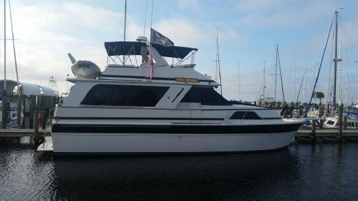 1989 Chris Craft 501 Constellation