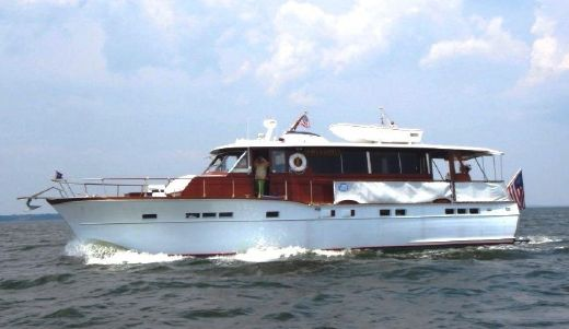 1957 Chris-Craft 56 Salon Motor Yacht