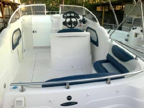 2006 Ranieri Sea Lady 23