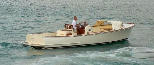 2004 Hinckley Talaria 29 C
